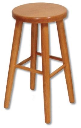 Barová židle - Drewmax - KT 242