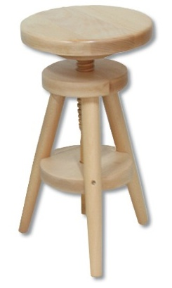 Barová židle - Drewmax - KT 243