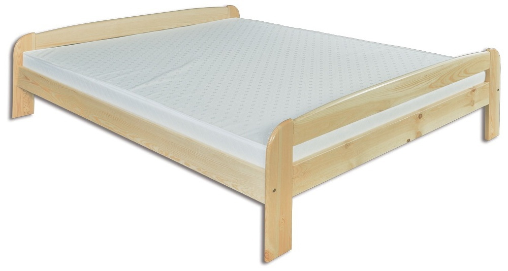 Jednolůžková postel 120 cm - Drewmax - LK 108 (masiv)