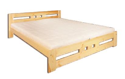 Jednolůžková postel 120 cm - Drewmax - LK 117 (masiv)