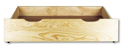 Úložný prostor pod postel (zásuvka) 97 cm - Drewmax - LK 150