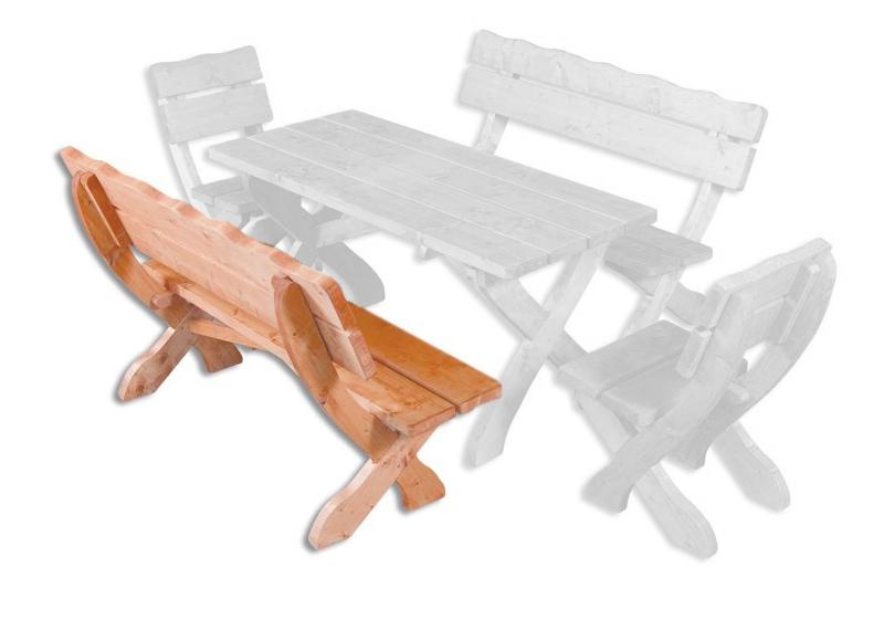 Zahradní lavička - Drewmax - MO105