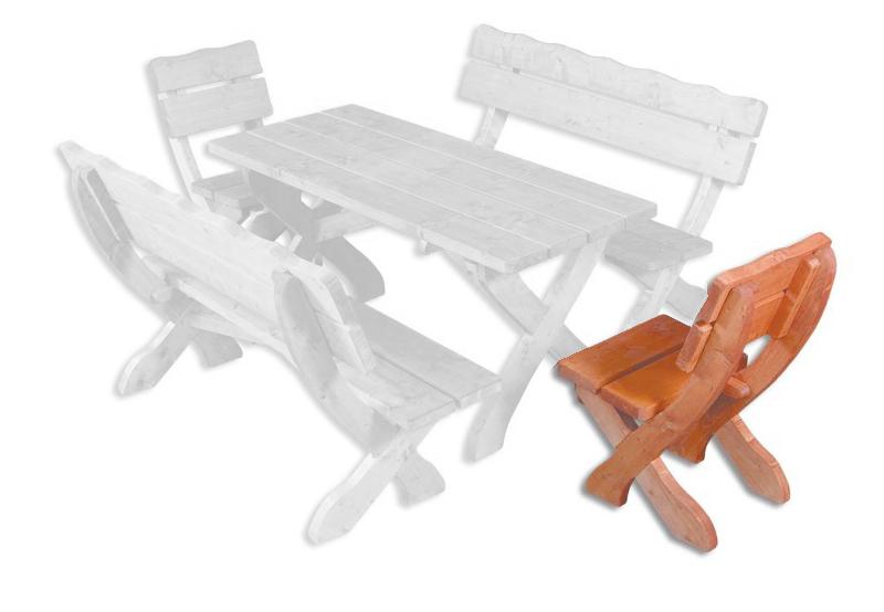 Zahradní židle - Drewmax - MO105