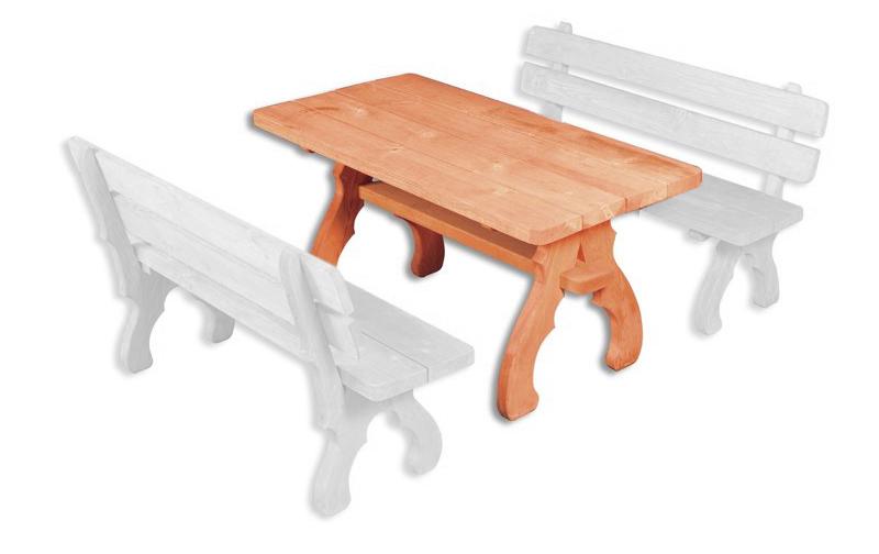 Zahradní stůl - Drewmax - MO106