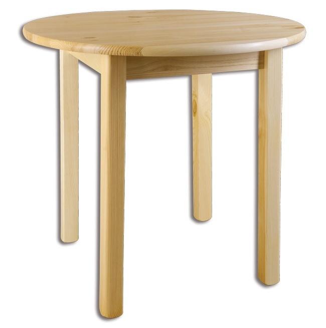 Jídelní stůl - Drewmax - ST 105 - (80x80 cm) (pro 4 osoby)