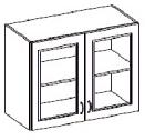 Horní kuchyňská skříňka - Famm - Chamonix - 80 GS 72