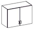 Horní kuchyňská skříňka - Famm - Chamonix - 80 G 72