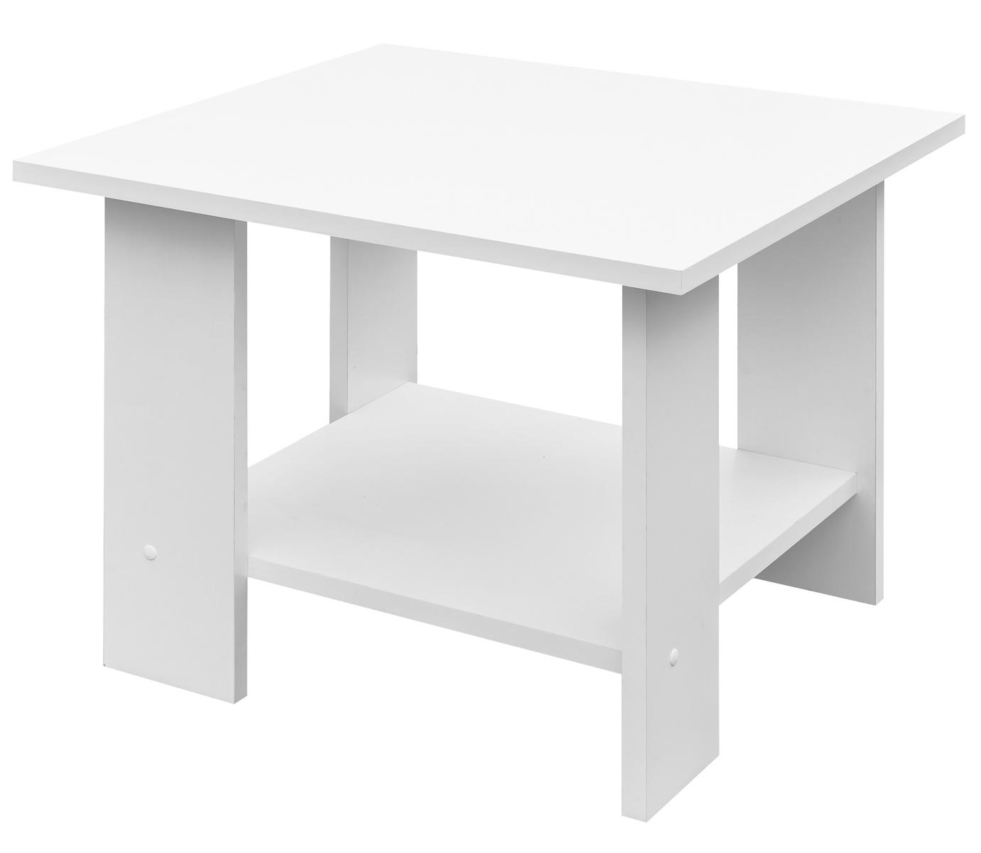 Konferenční stolek - Famm - Lena (bílý)