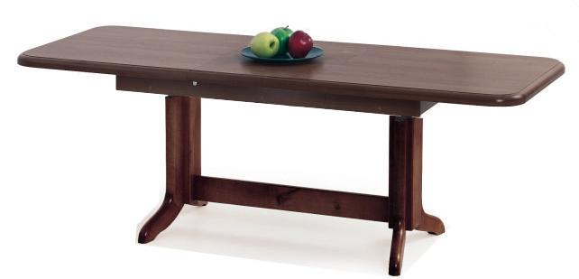 Jídelní/konferenční stůl - Famm - Karol kaštan (pre 4 až 6 osob)