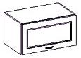 Horní kuchyňská skříňka nad digestoř - Famm - Kora - 60 OK 40