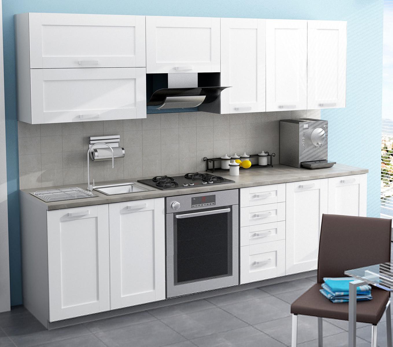 Kuchyně - Famm - Venus 240 cm