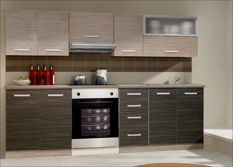 Kuchyně - Famm - Limed 240 cm