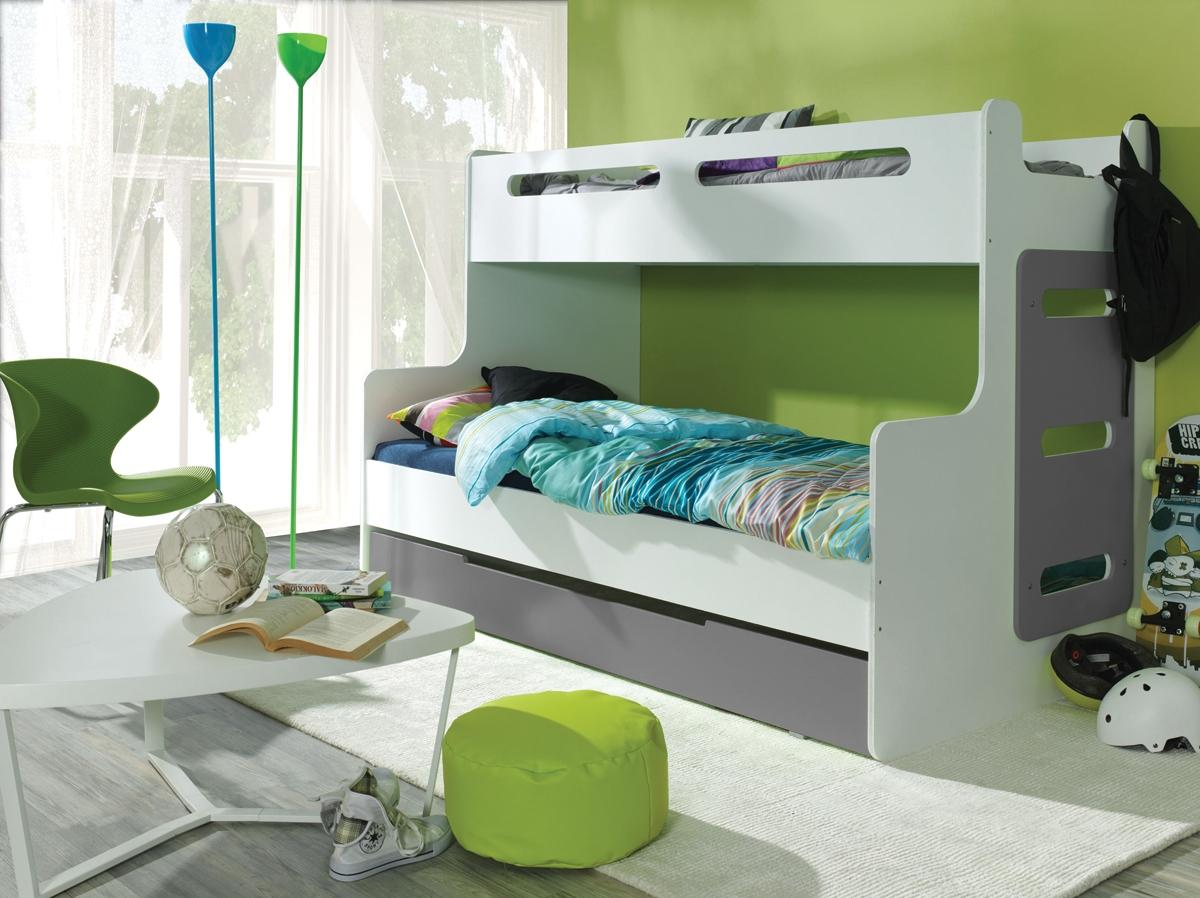 patrov postel 120 cm max 3 s ro tem matracem a l. Black Bedroom Furniture Sets. Home Design Ideas