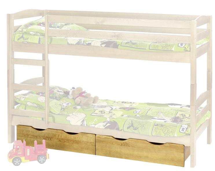 Úložný prostor pod postel (zásuvka) - Famm - Sam (2 ks.)