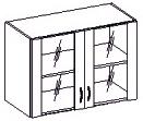 Horní kuchyňská skříňka - Famm - Sara - 80 GS 60