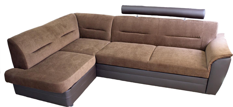 Rohová sedací souprava - Famm - Toledo 2 (L)