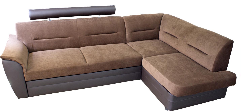 Rohová sedací souprava - Famm - Toledo 2 (P)
