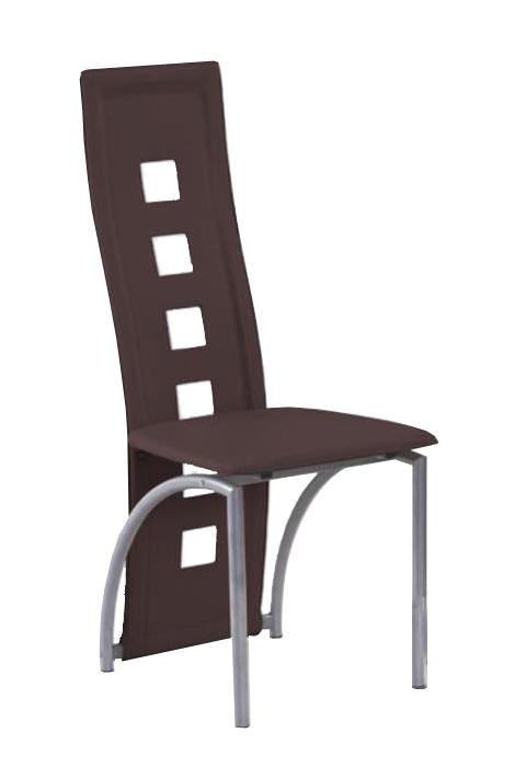 Jídelní židle - Famm - K4 M hnědá