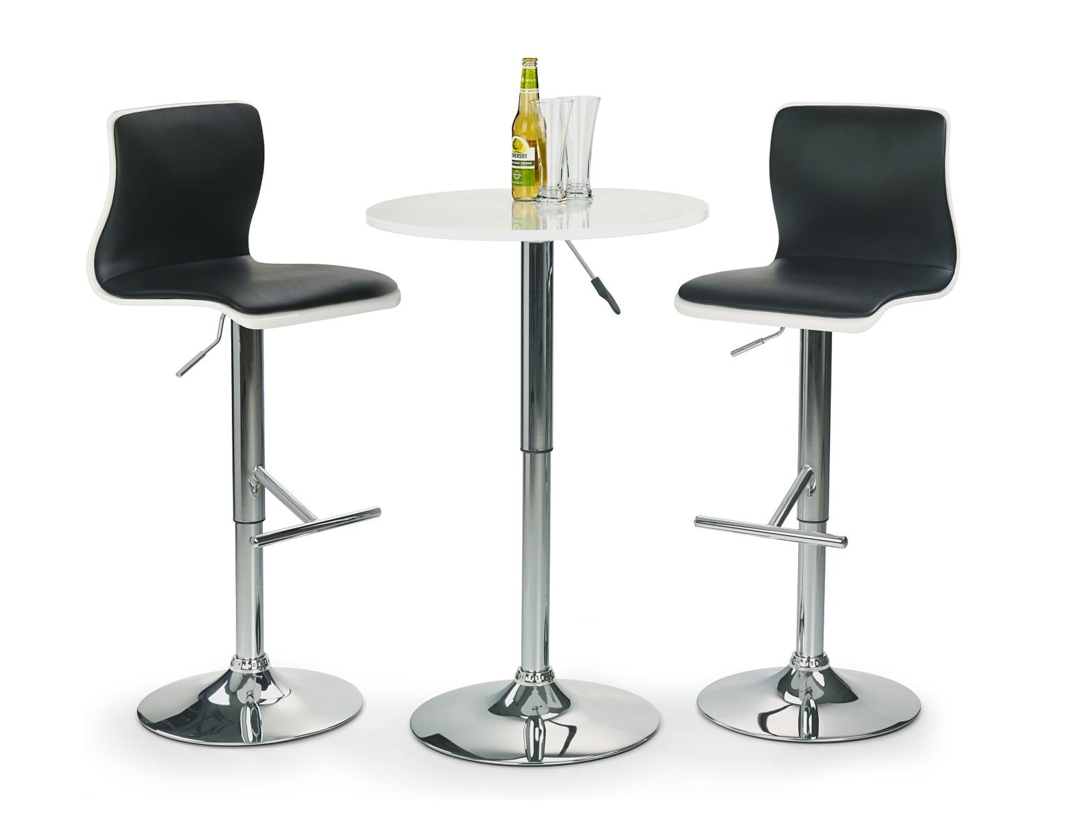 Barový stůl - Halmar - SB-1 bílá