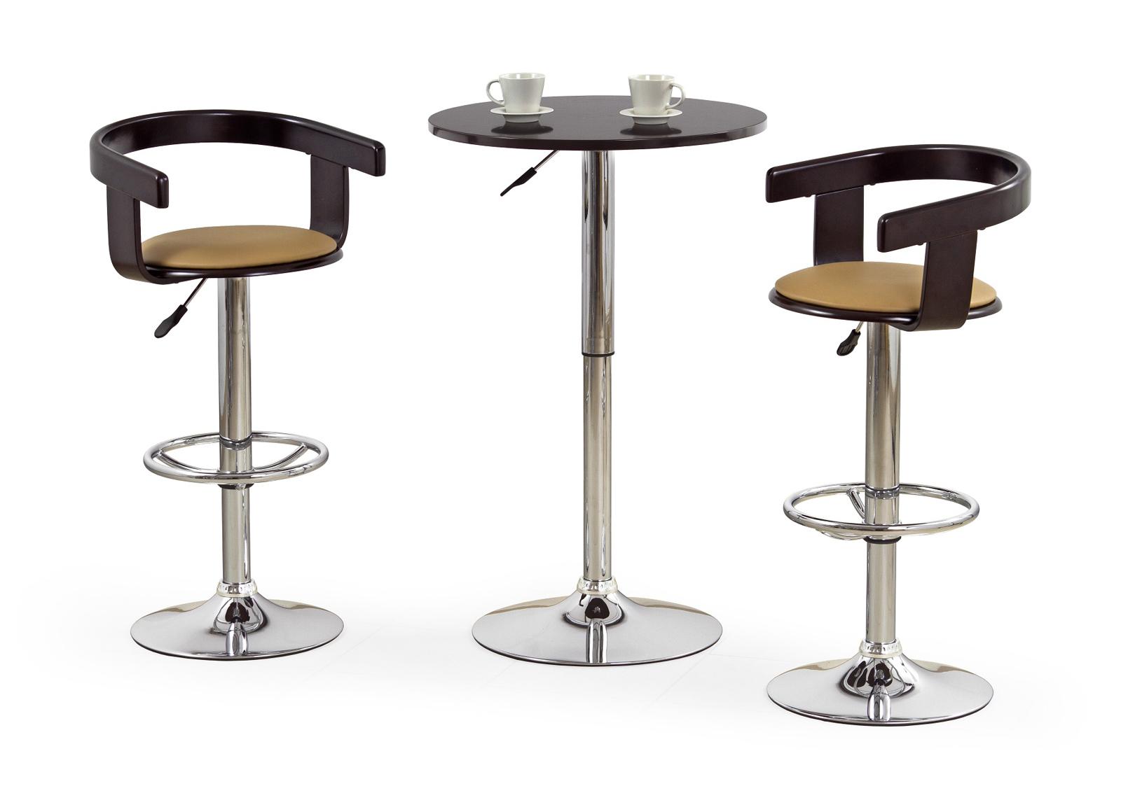 Barový stůl - Halmar - SB-1 Wenge