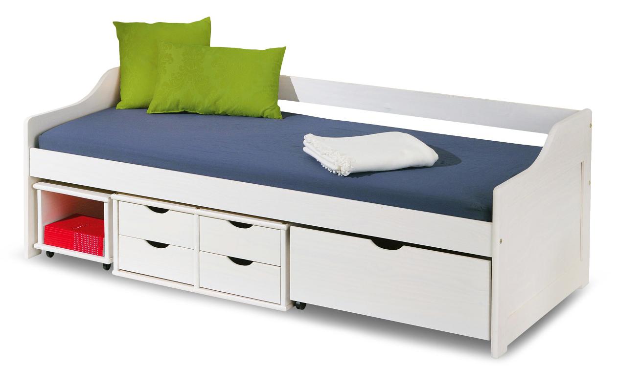 Jednolůžková postel 90 cm - Halmar - Floro (s roštem)