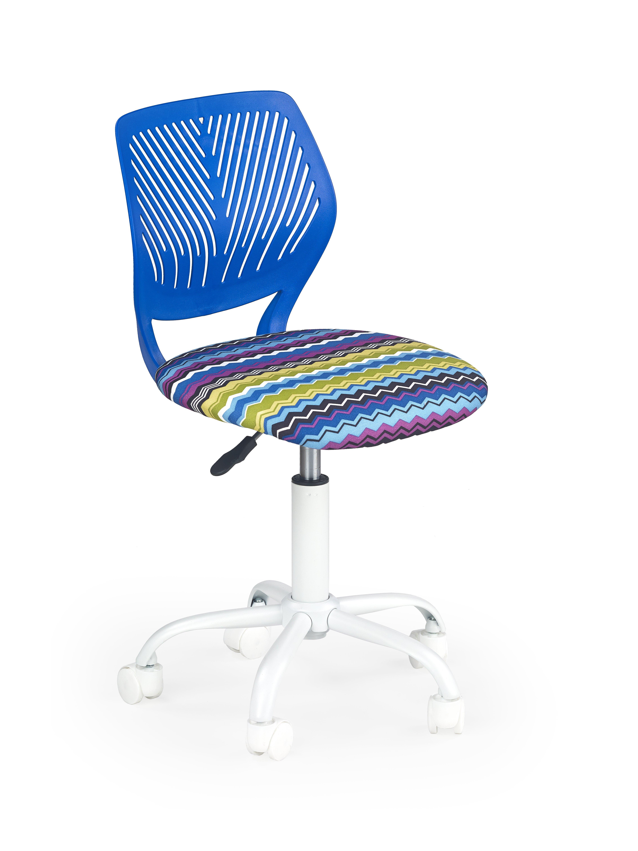 Dětská židle - Halmar - Bali (modrá)