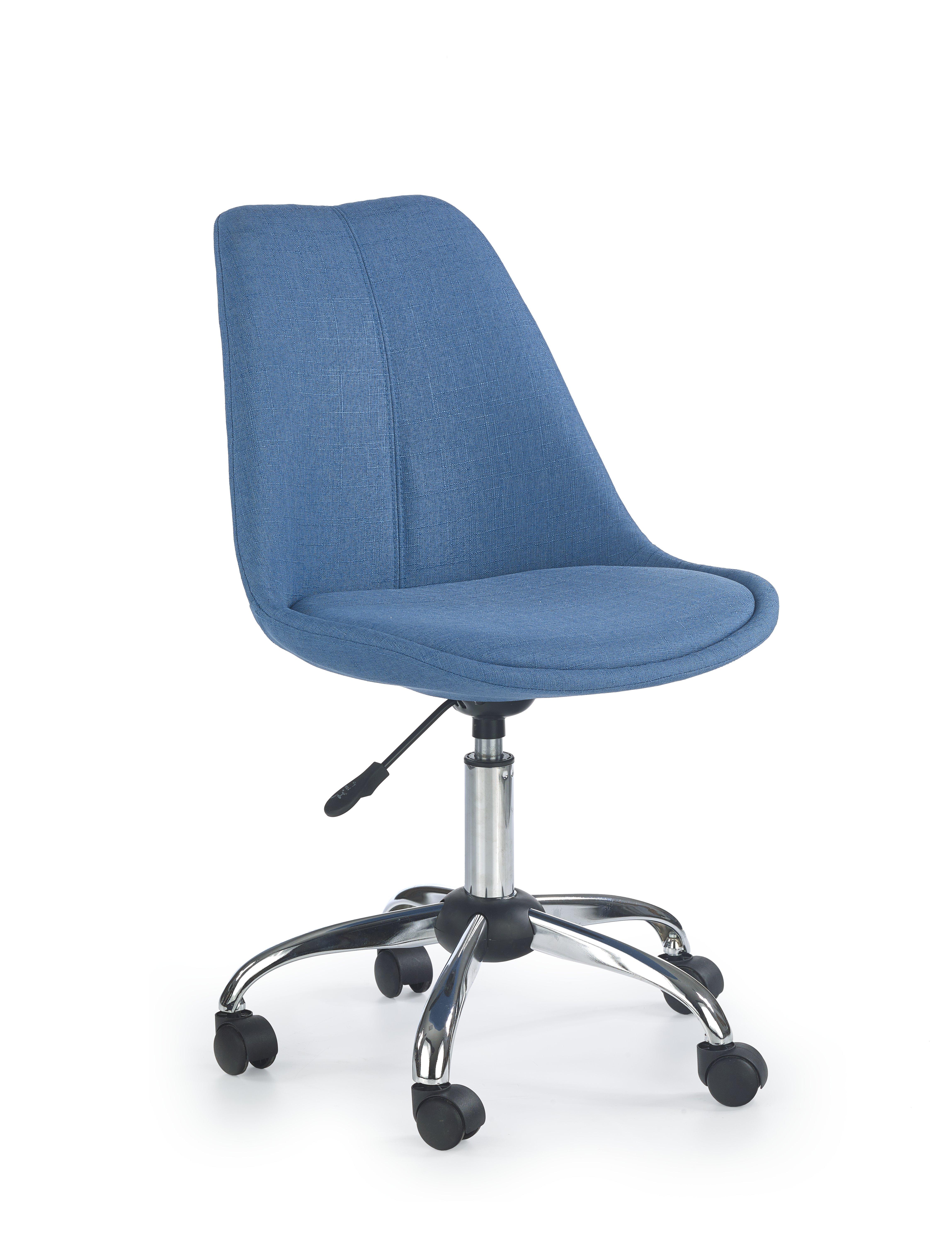 Dětská židle - Halmar - Coco 4 (modrá)
