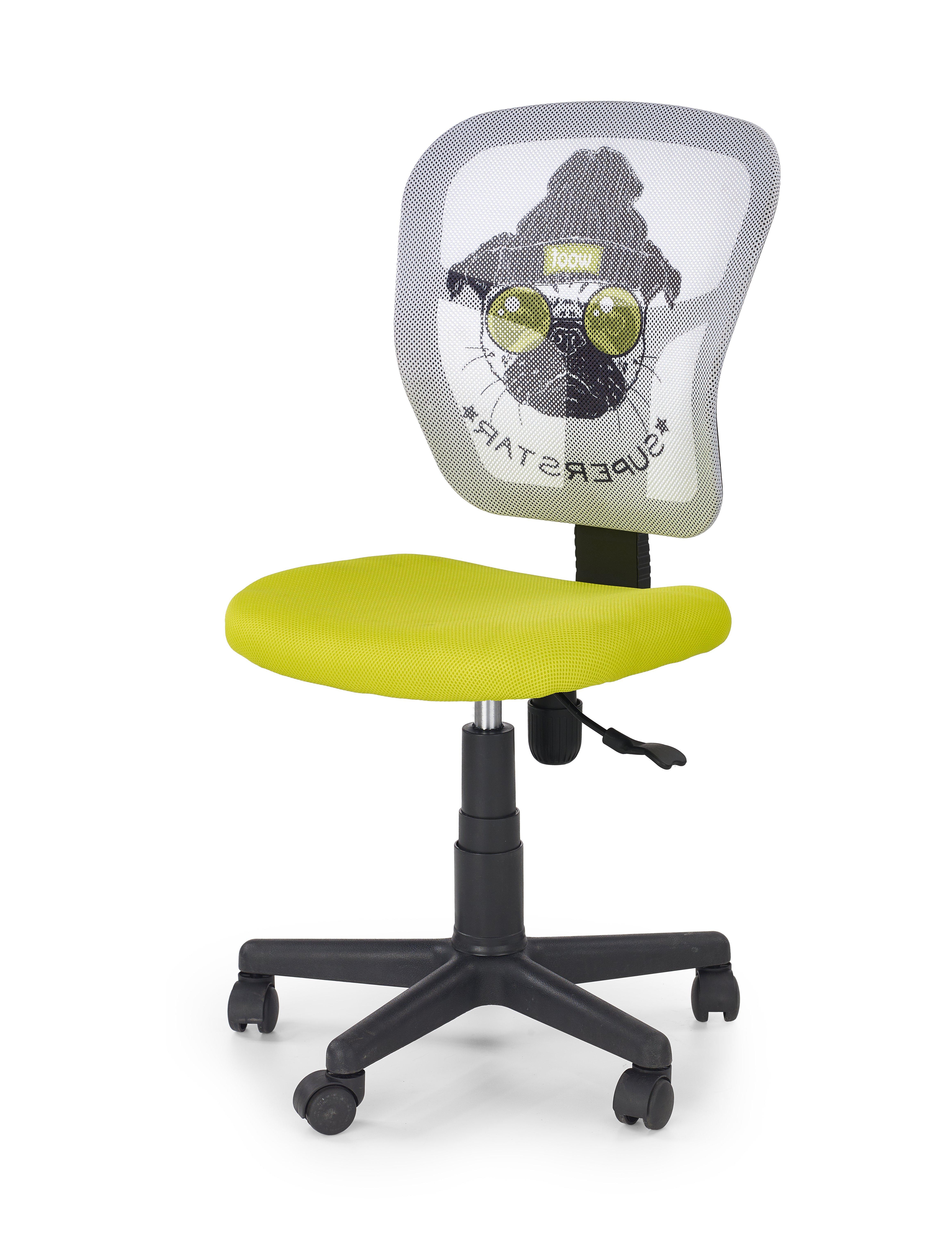 Dětská židle - Halmar - Jump (zelená)