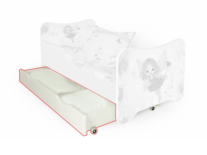 Úložný prostor pod postel (zásuvka) - Halmar - Happy