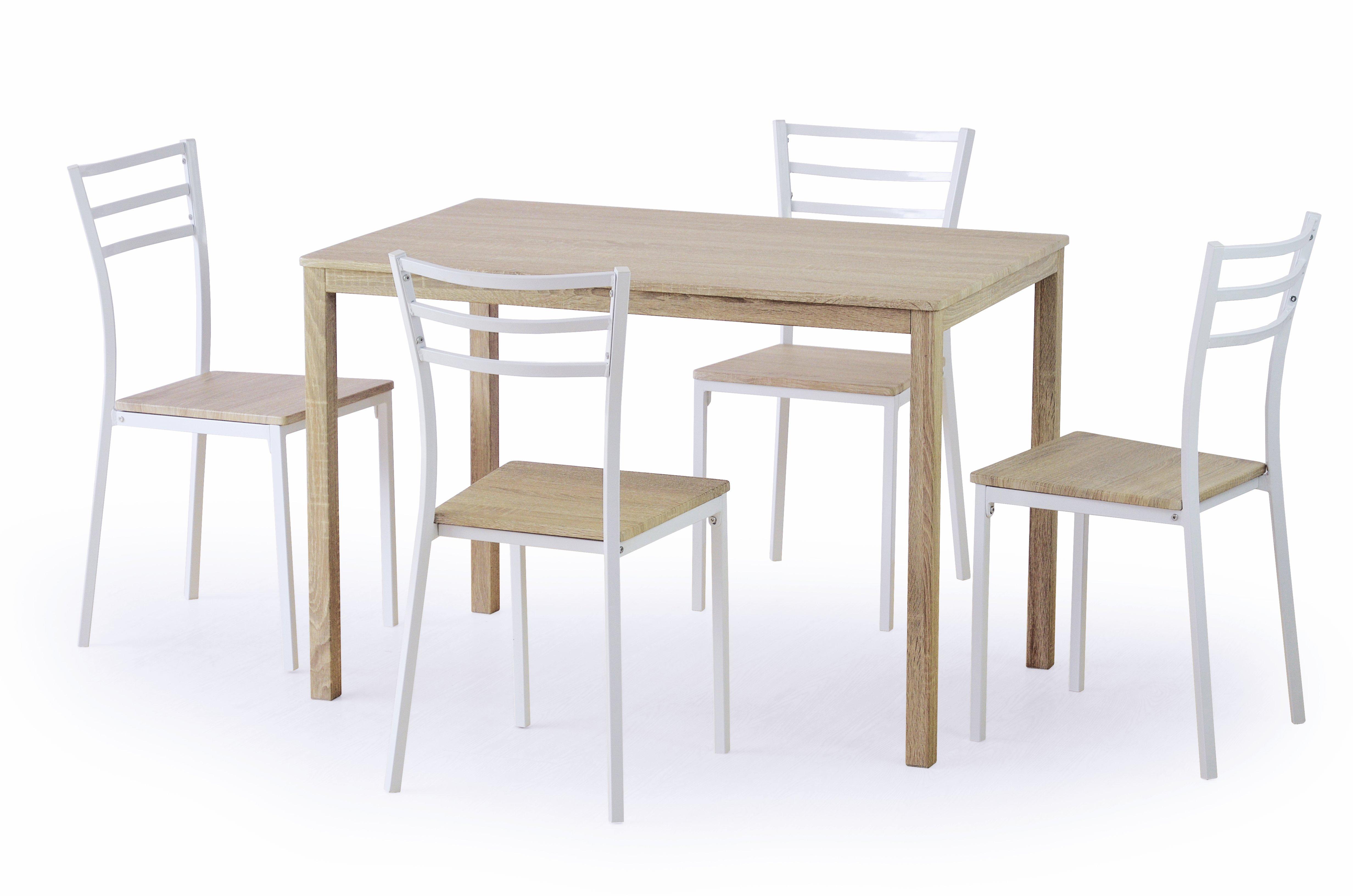 Jídelní set - Halmar - Avant (pro 4 osoby)