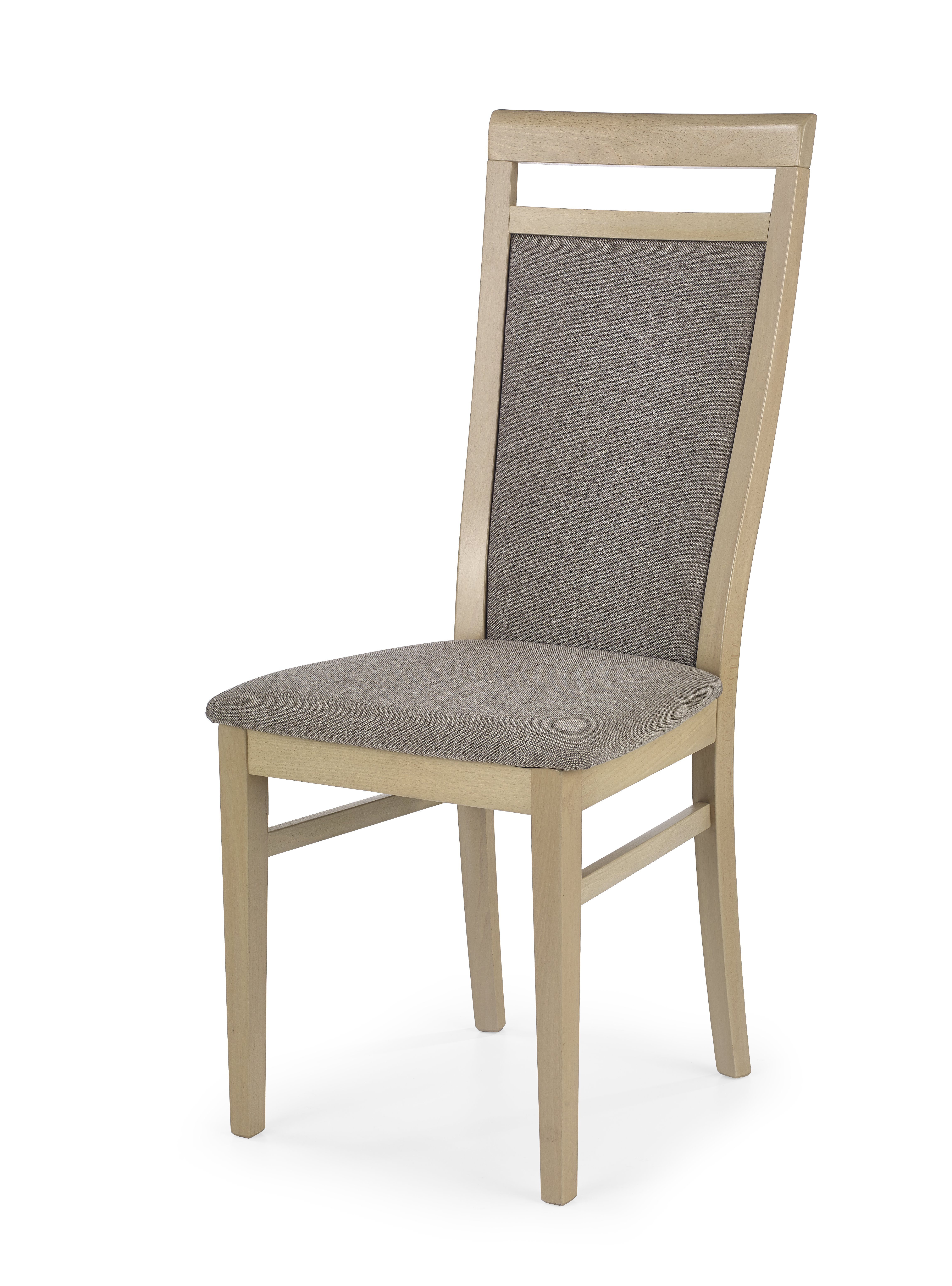 Jídelní židle - Halmar - Damian (dub sonoma + béžová)