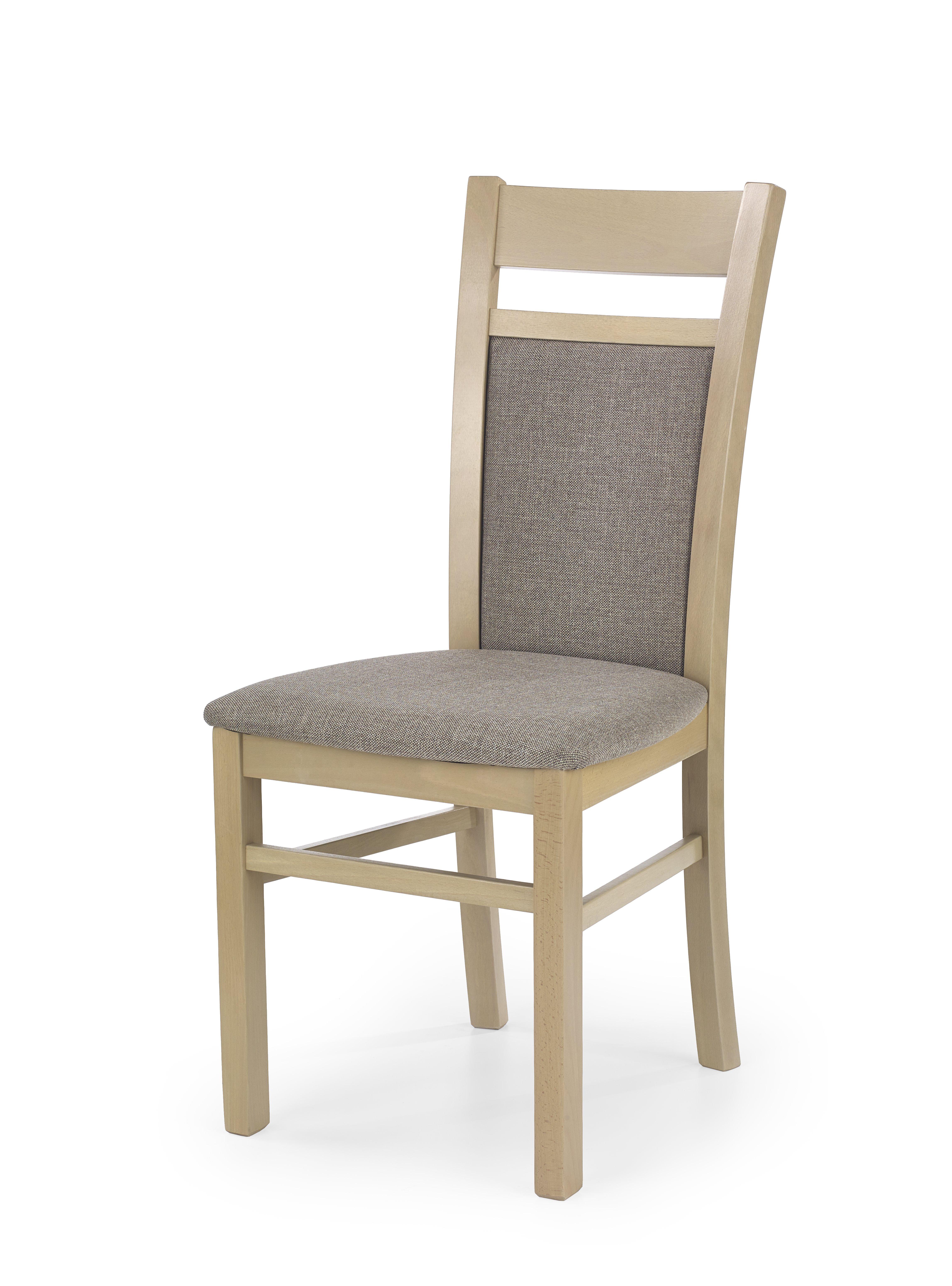 Jídelní židle - Halmar - Gerard 2 (dub sonoma + béžová)