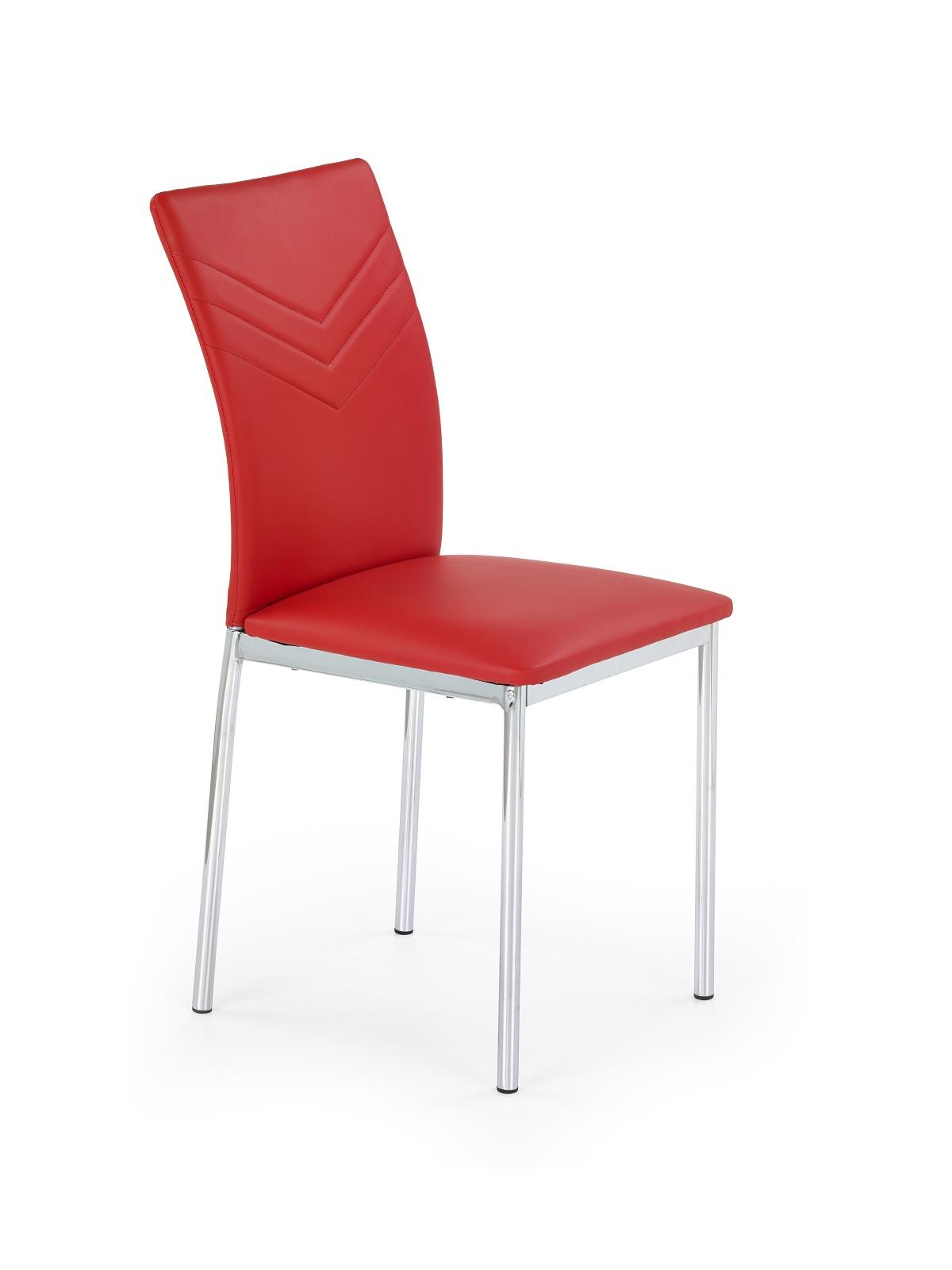 Jídelní židle - Halmar - K137 červená