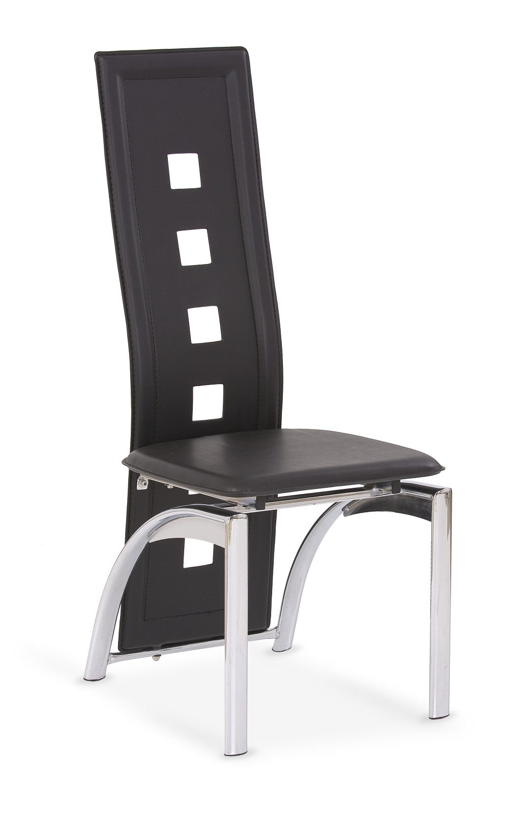 Jídelní židle - Halmar - K4 černá