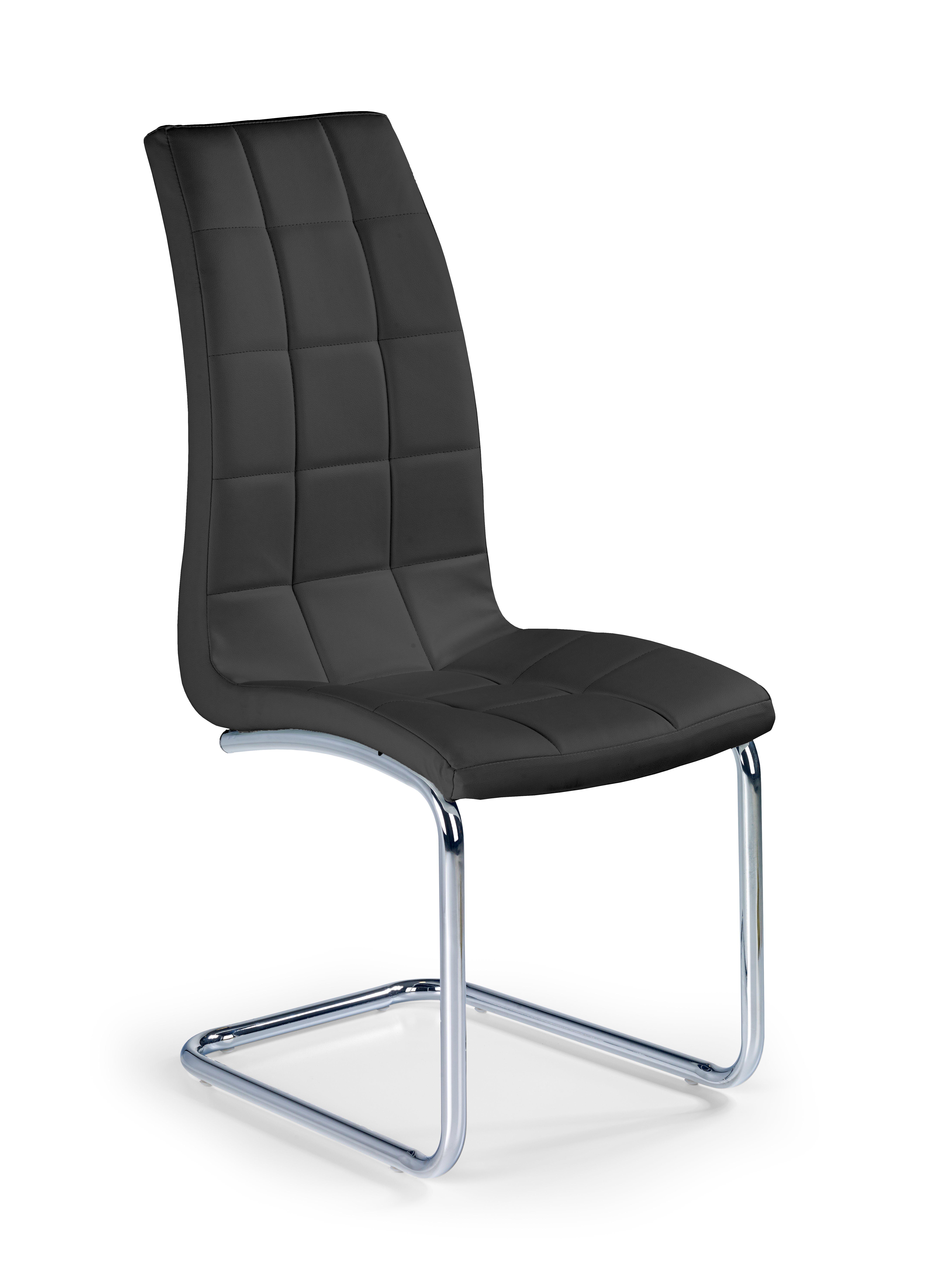 Jídelní židle - Halmar - K147 (černá)
