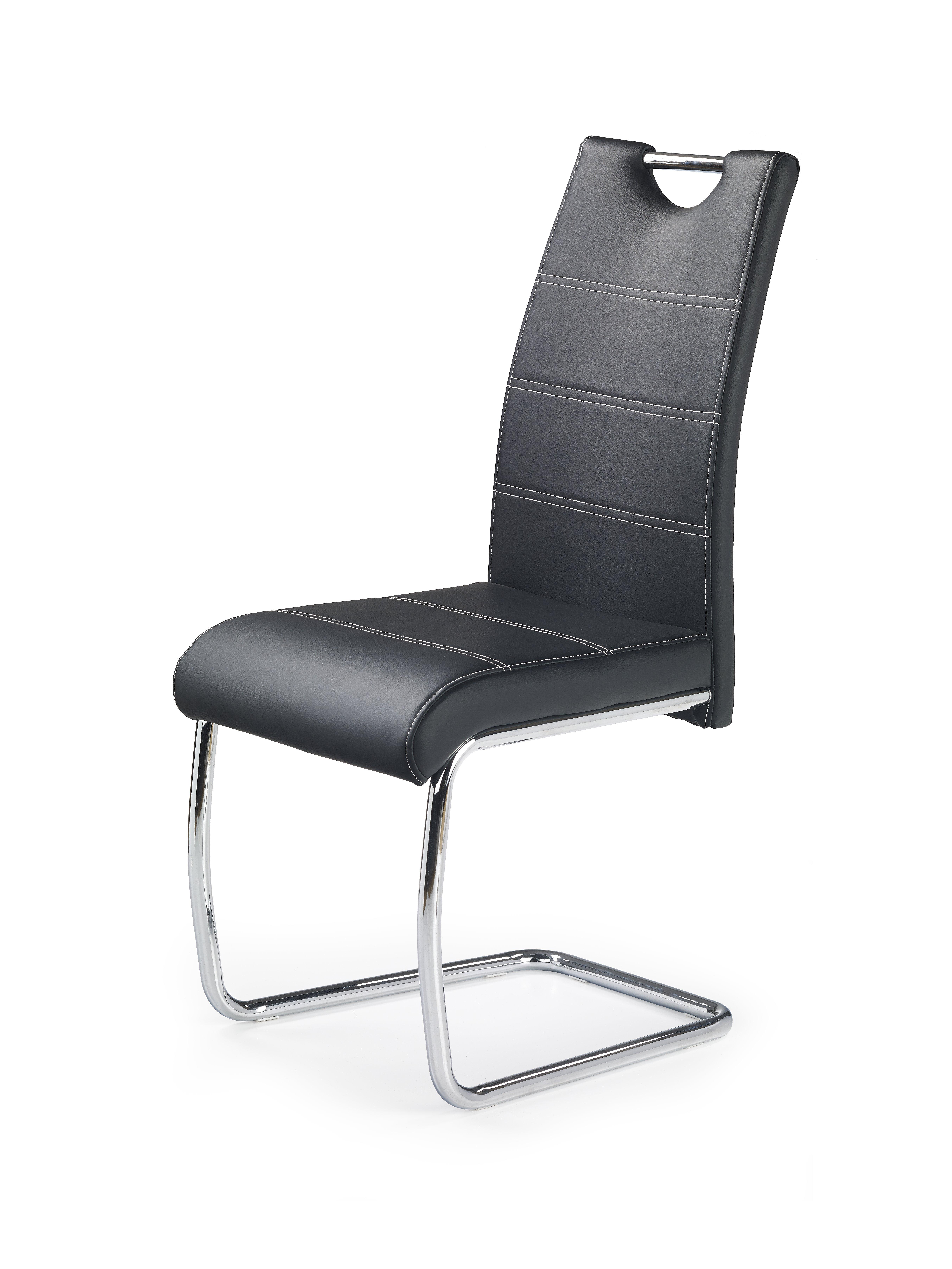 Jídelní židle - Halmar - K211 (černá)
