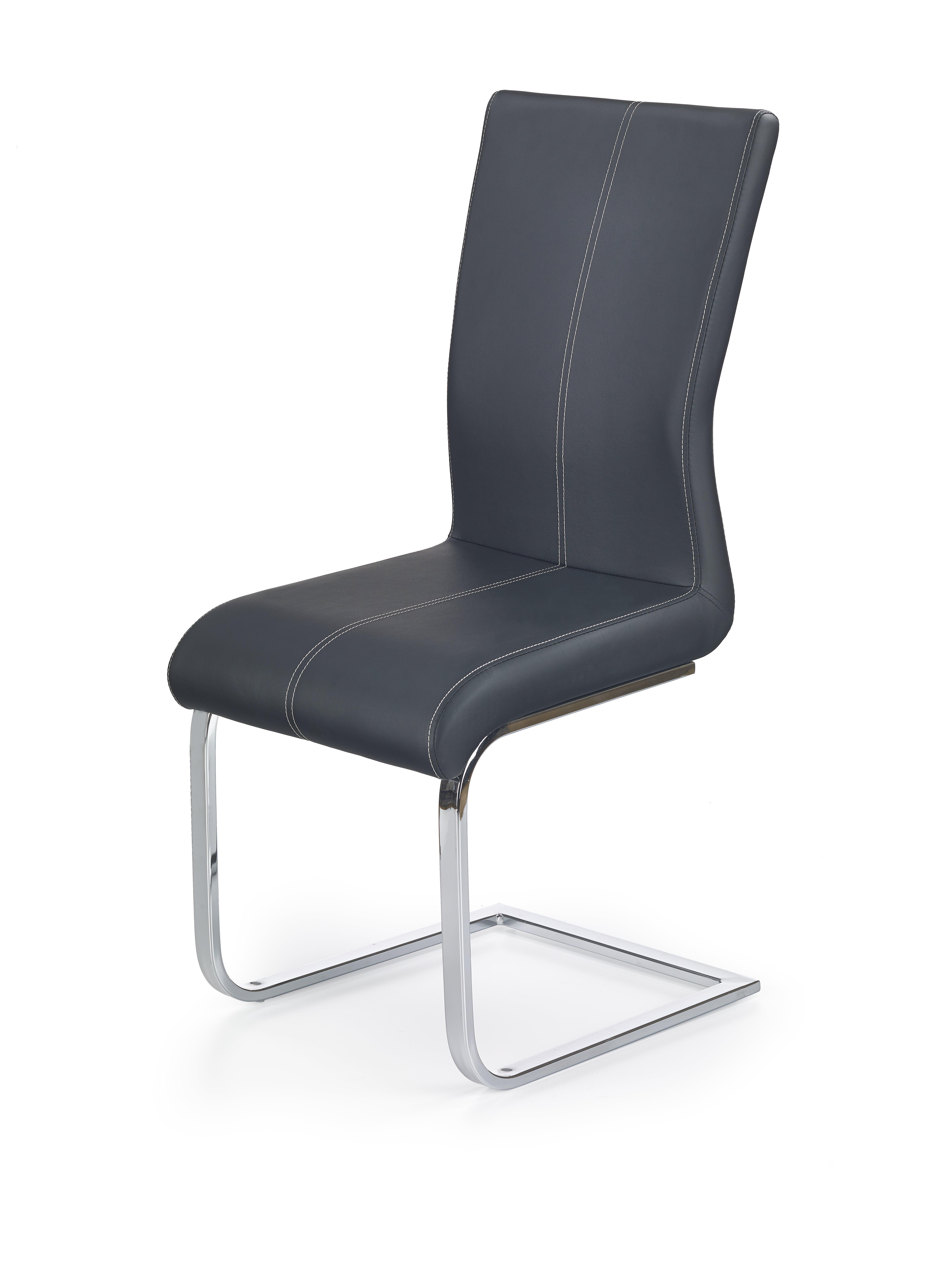 Jídelní židle - Halmar - K218 (černá)