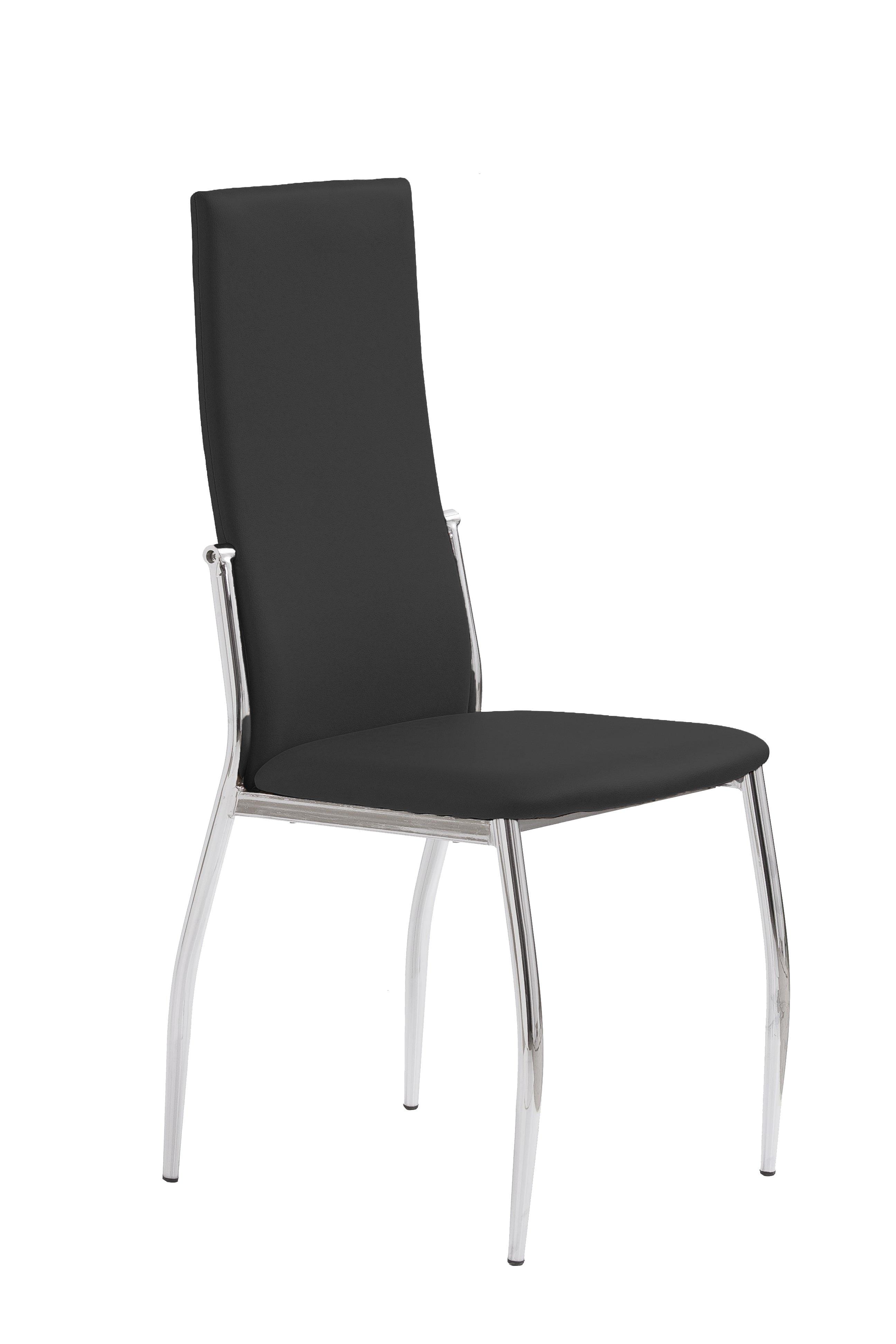 Jídelní židle - Halmar - K3 (černá)