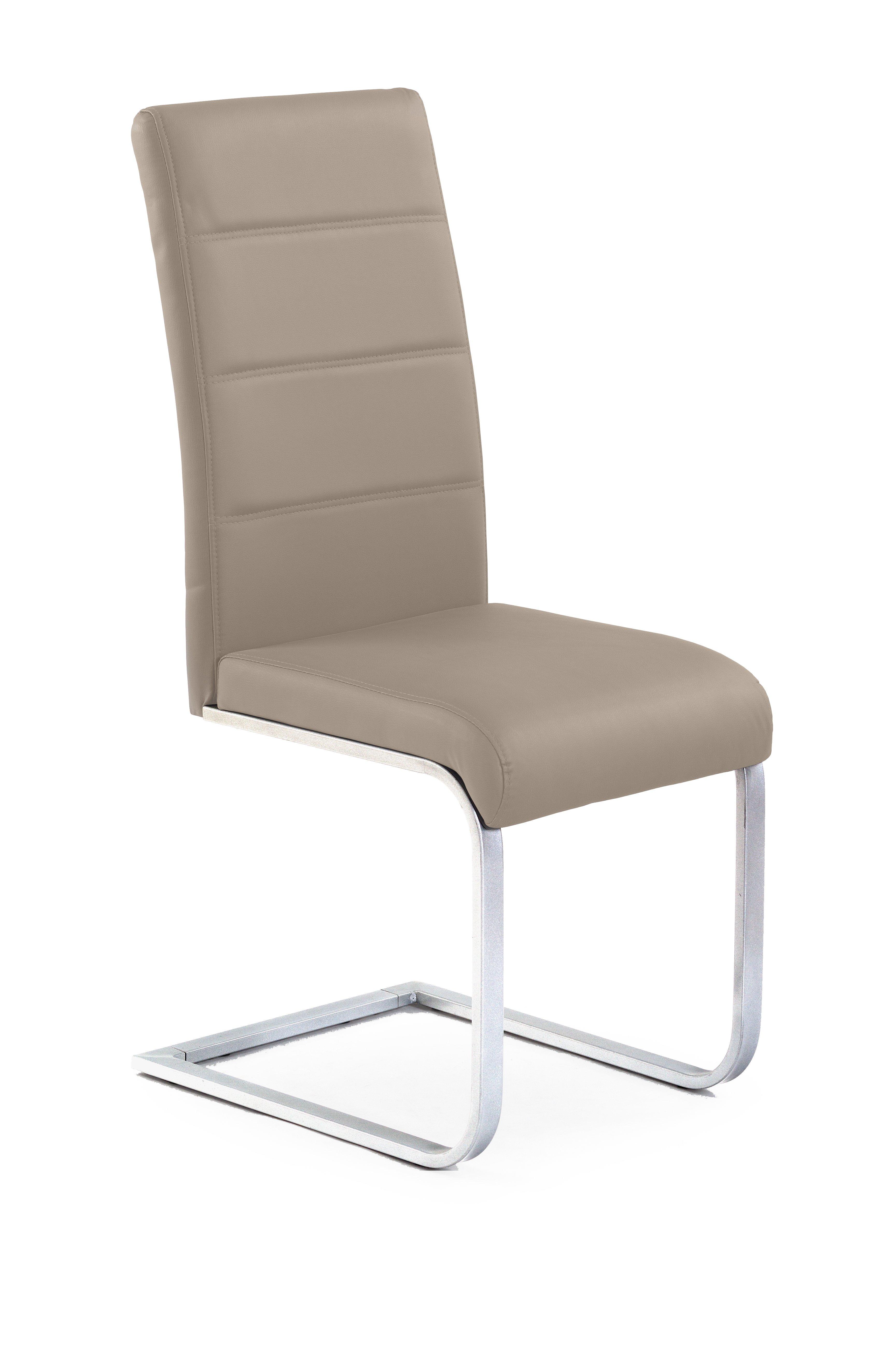 Jídelní židle - Halmar - K85 (cappuccino)
