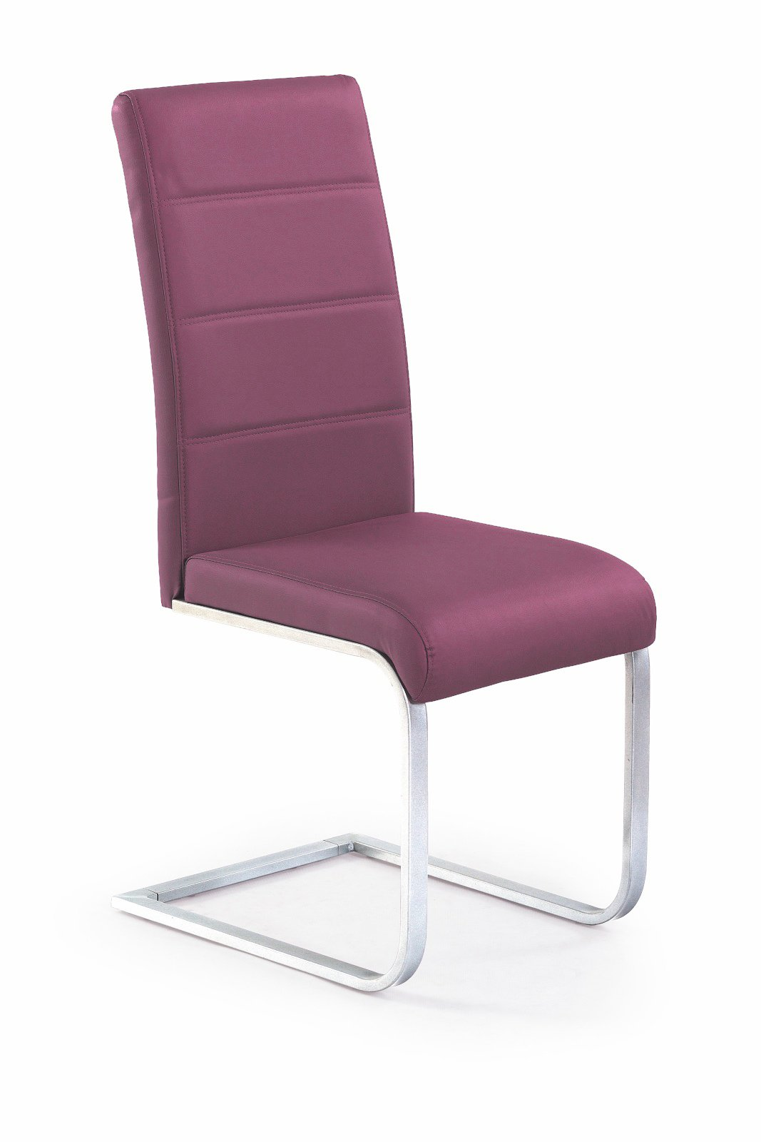 Jídelní židle - Halmar - K85 (fialová)
