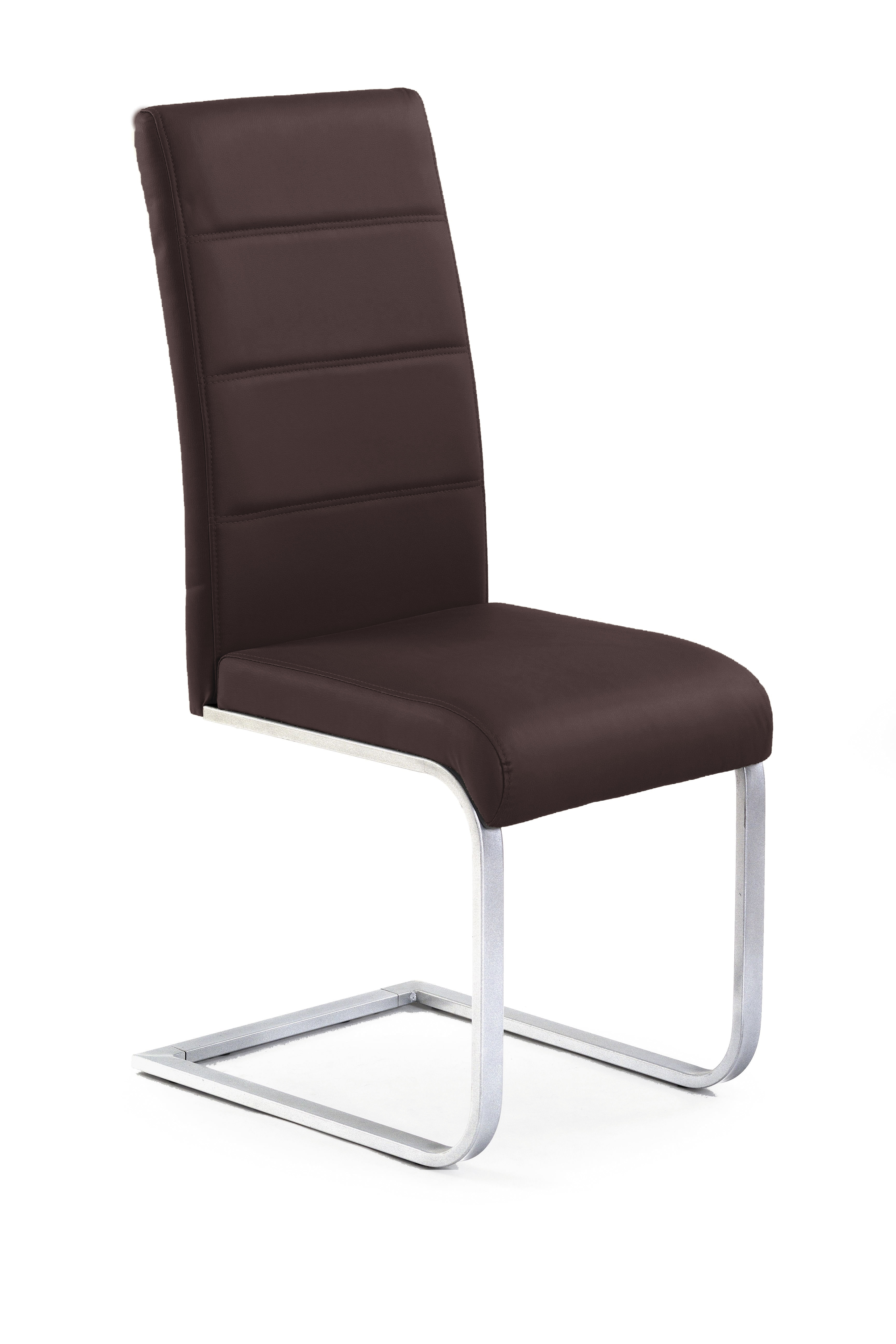 Jídelní židle - Halmar - K85 (hnědá)