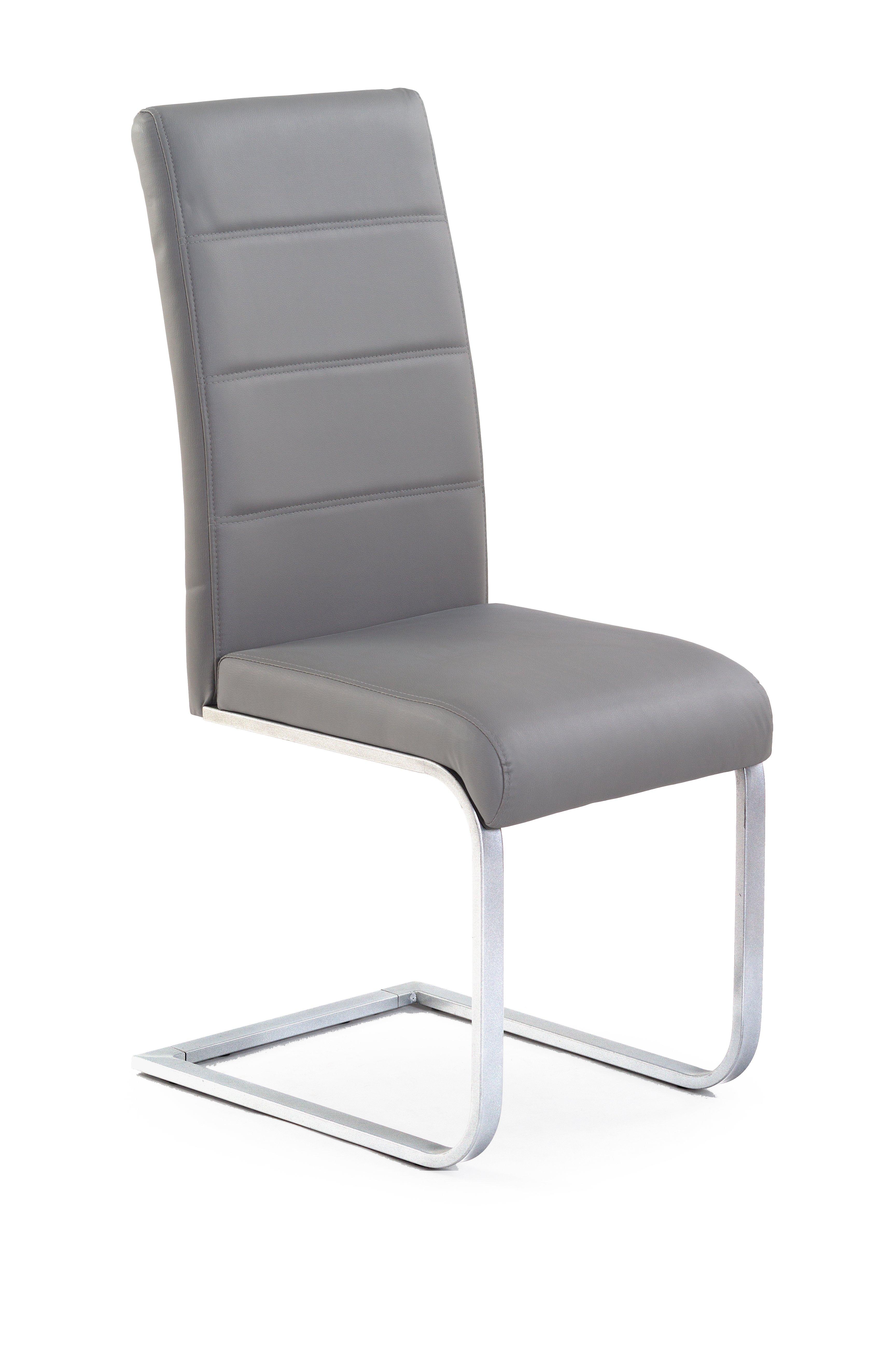Jídelní židle - Halmar - K85 (šedá)
