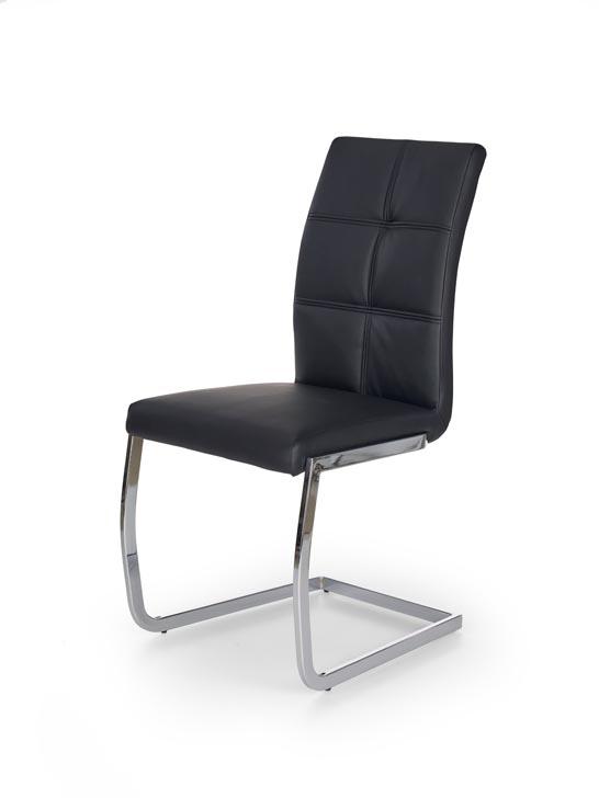 Jídelní židle - Halmar - K228 (černá)