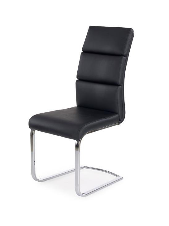 Jídelní židle - Halmar - K230 (černá)