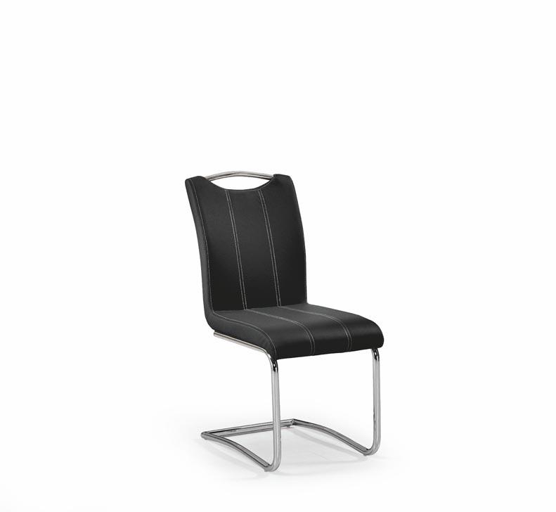 Jídelní židle - Halmar - K234 (černá)