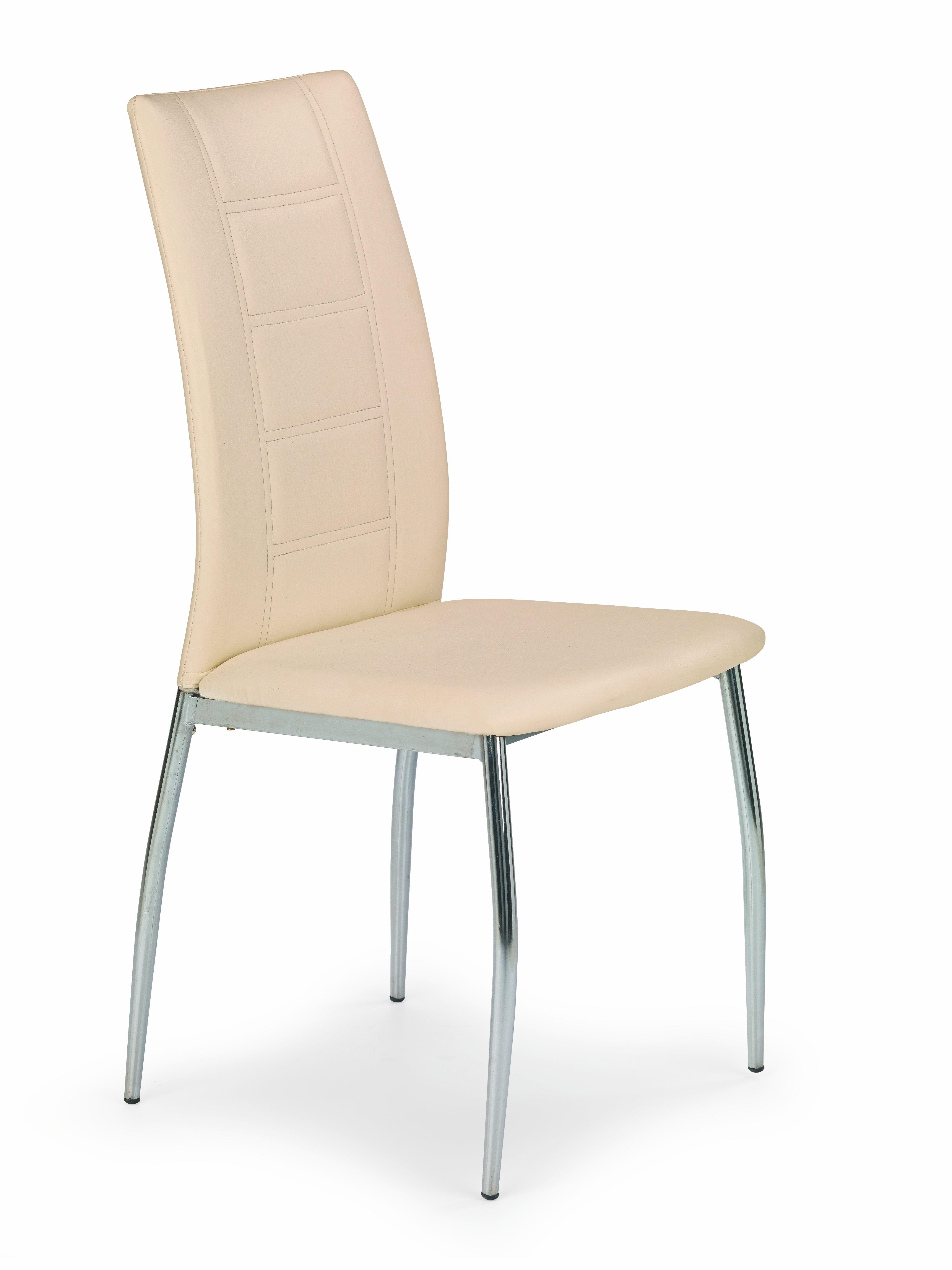 ab7946d88179 Jídelní židle K134 béžová