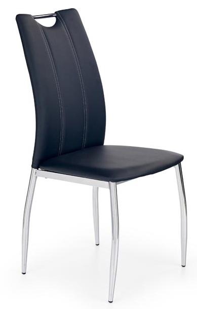 Jídelní židle - Halmar - K187 černá