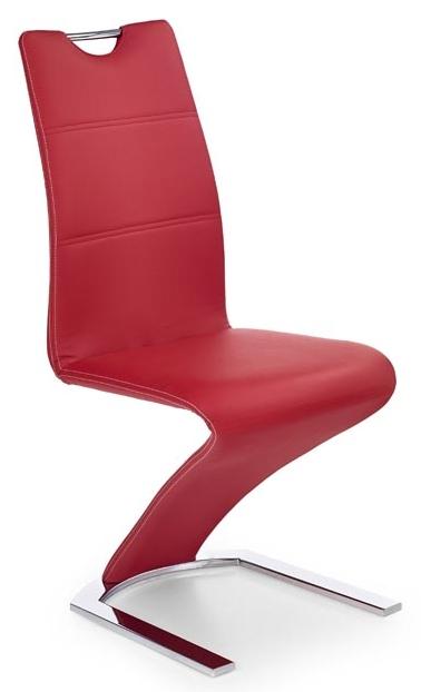 Jídelní židle - Halmar - K188 červená