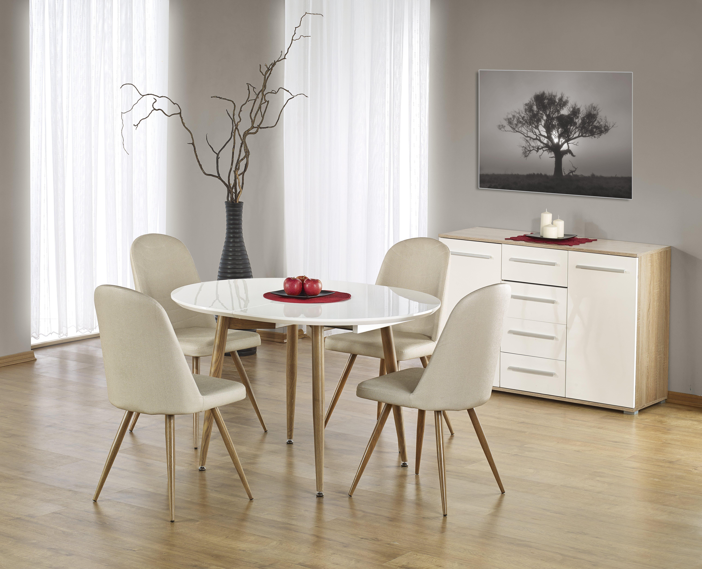 Jídelní stůl - Halmar - Edward (pro 4 až 8 osob)