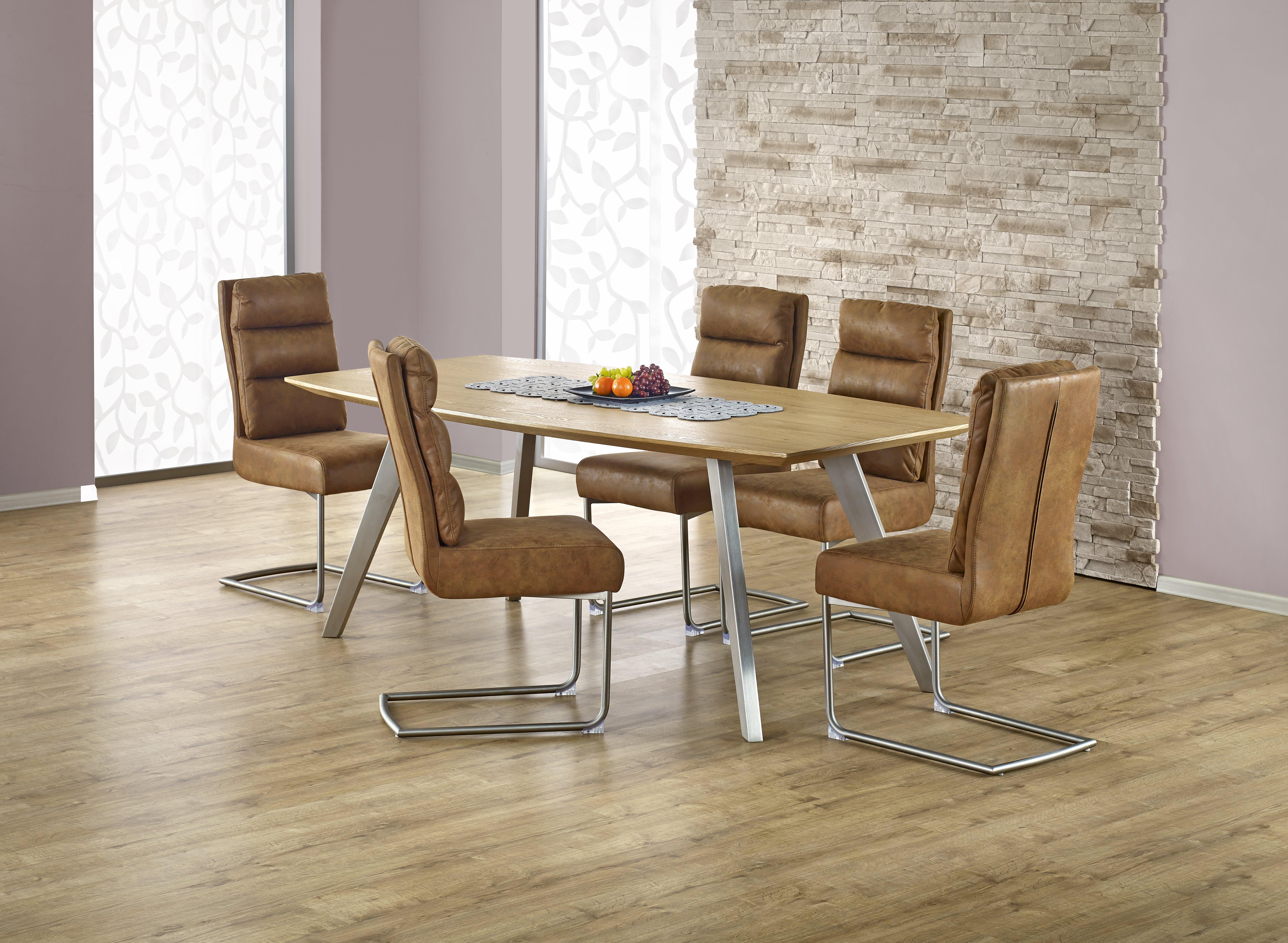 Jídelní stůl - Halmar - Goliat (pro 6 osob)